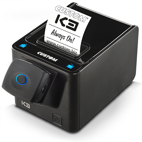 K3 With Multi Scan Printer With Embedded Barcode Scanner